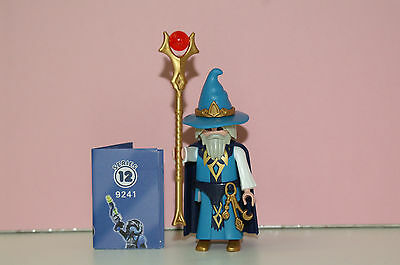 Playmobil 9241 Figures Boys Serie 12 Magier Zauberer für Ritterburg