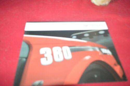 Versatile 335 360 Tractor Brochure FCCA
