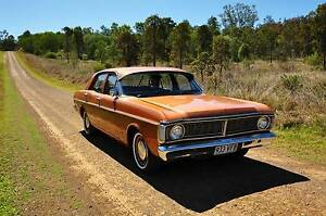 1971 Ford Falcon XY 250 2V Mount Gravatt Brisbane South East Preview
