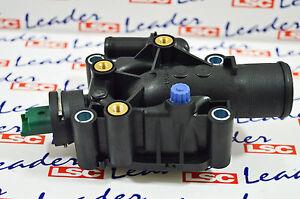 Peugeot 206 207 307 308 1007 PARTNER - THERMOSTAT HOUSING & SENSOR - NEW 1336.Z0
