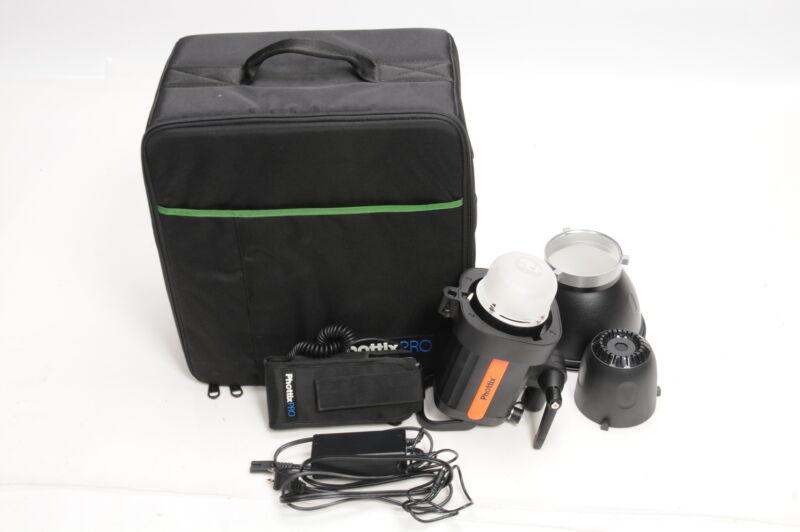 Phottix Indra360 TTL Battery Powered Studio Light Indra 360 #09H