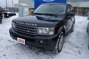 2008 Land Rover Range Rover Sport HSE | NAVI | LEATHER | SUNROOF