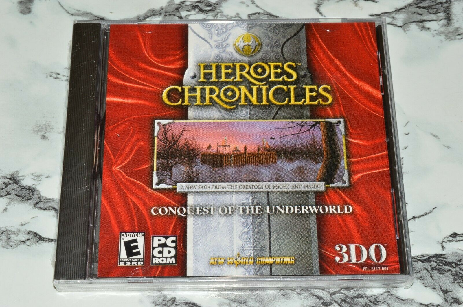 NEW - Heroes Chronicles - Conquest Of The Underworld PC CD-ROM, 2000  - $11.18