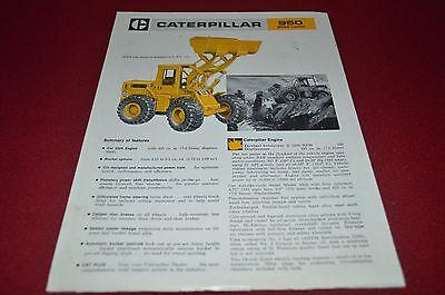Caterpillar 950 Wheel Loader Dealer's Brochure DCPA6 ver