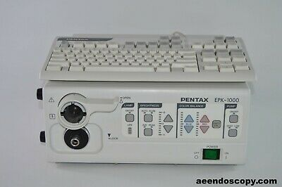 Pentax Epk-1000 Processor Video Endoscopy System