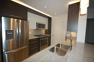 Beautiful & Brand New 2 Bed+Den w/ 400 sq ft terrace. Avail NOW!