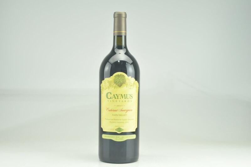 2017 Caymus Cabernet Sauvignon 1.5 L