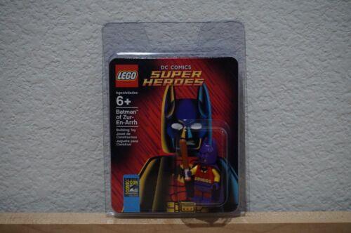 LEGO SDCC COMIC CON 2014 BATMAN OF ZUR-EN-ARRH MINIFIGURE NEW EXCELLENT