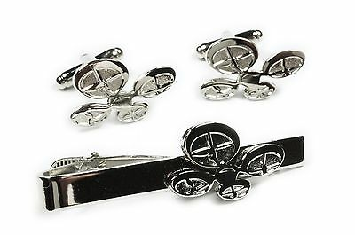 DRONE Remote Control RC Airplane Helicopter Suit TIE BAR CLI