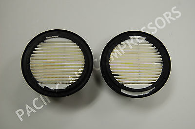 AIR COMPRESSOR SALES # S1162 FILTER ELEMENT 2 PACK AIR COMPRESSOR PART