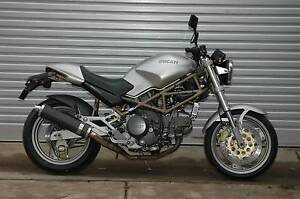 Ducati Monster M750 with 6 month warranty, low km, just serviced Lobethal Adelaide Hills Preview