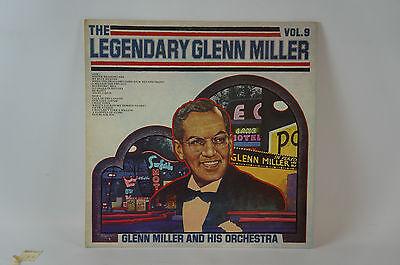 Glenn Miller - The Legendary Glenn Miller Orchestra - Volume 9, Vinyl (1)