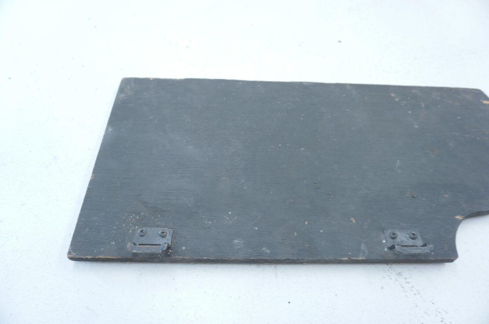 1986 porsche 928 , under dash right side fuse box board cover ,oem ,