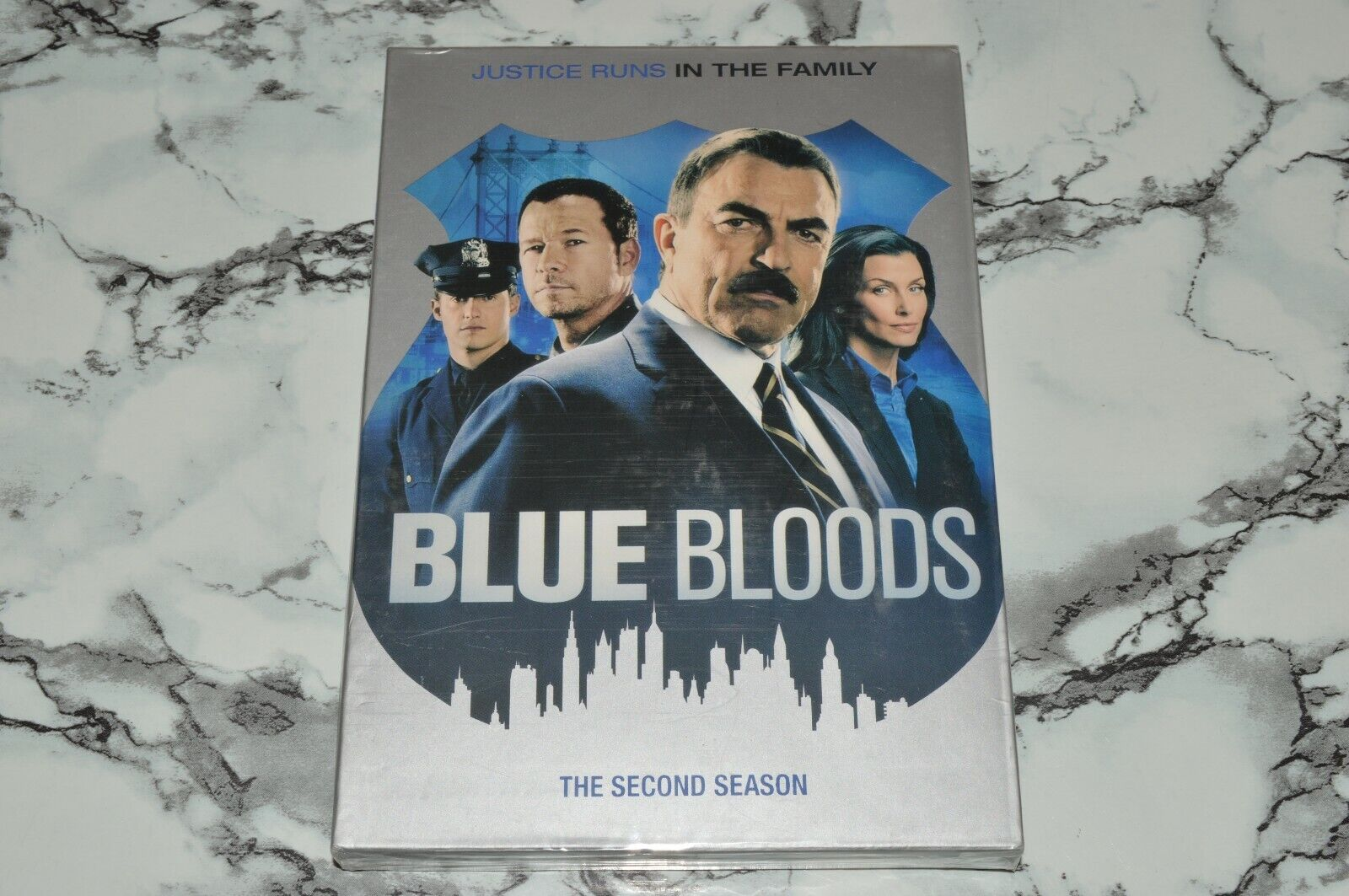 NEW - Blue Bloods - The Second Two / 2 Season 6-Disc DVD Box Set, 2012  - $12.68