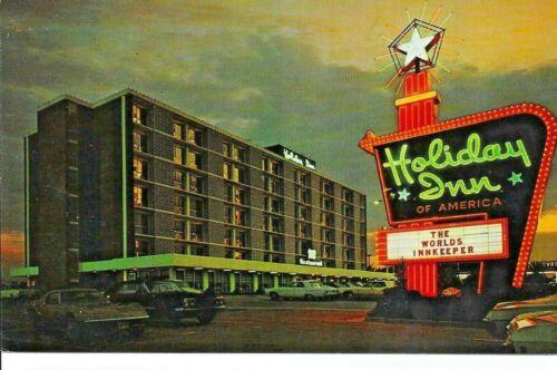 Holiday Inn, Memphis, Tennessee, 1971
