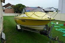 Seafarer fishing boat Warilla Shellharbour Area Preview