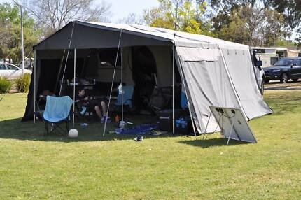 Family size Camper Trailer for sale Capalaba Brisbane South East Preview