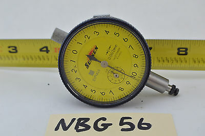 Sunnen 2113ssn Dial Indicator 6 Jewels 0.002mm Bore Gage Dial Indicator