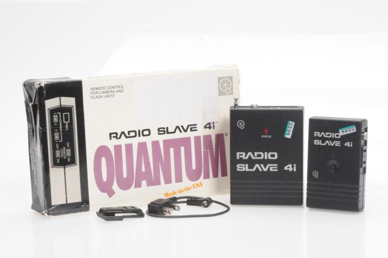 Quantum Radio Slave 4i Set Frequency A #598