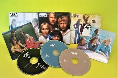 2CD+DVD (PAL) ABBA The Definitive Collection 600753011010