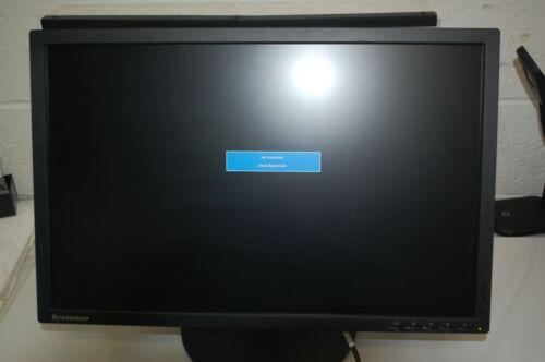 "Lenovo.Monitor ThinkVision T2454p 24"" Display FHD LED Monitor"