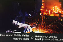 Professional Mobile Welding Bellmere Caboolture Area Preview