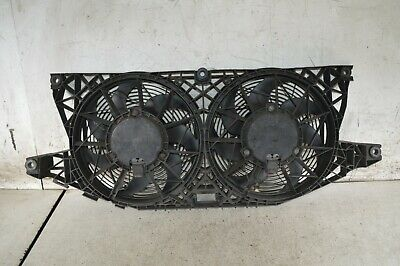 Mercedes Vito Engine Cooling Fan W639 2.1 CDi Radiator Cooling Fan 2007
