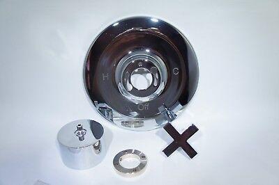 Rohl BA600X-PN Modern Bath Architectural Volume Control Pressure Balance (H-44)