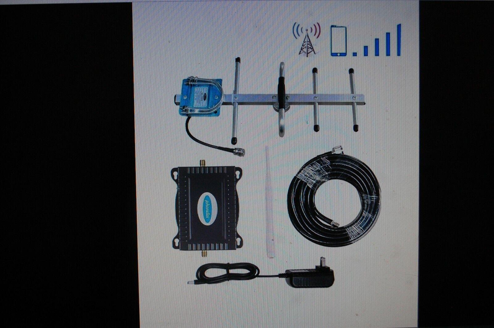 phonelex Verizon Cell Phone Signal Booster 4G LTE Band 13 70