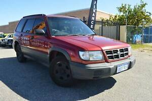 1998 Subaru Forester GX Automatic SUV Wangara Wanneroo Area Preview