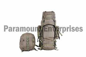 Hiking Rucksack 100L (80+20) with detachabe daypack Melbourne CBD Melbourne City Preview