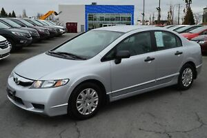 Honda Civic Sdn Dx-A 2010
