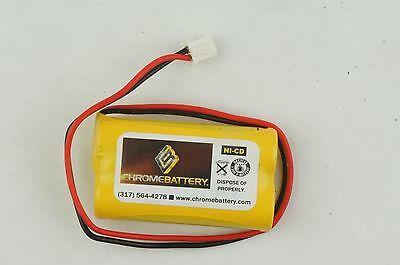 Emergency Exit Lighting Battery 2.4v 600mah For Encore 50-1008
