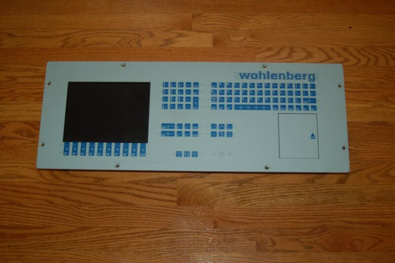 Wohlenberg Cut-tec Computer