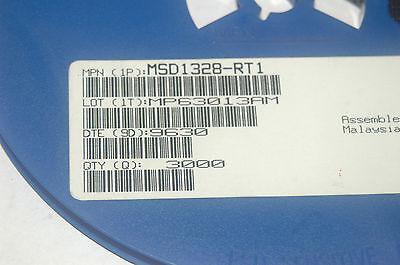 Motorola Msd1328-rt1 Bipolar Junction Transistor Npn Type Sot-23 Quantity-100