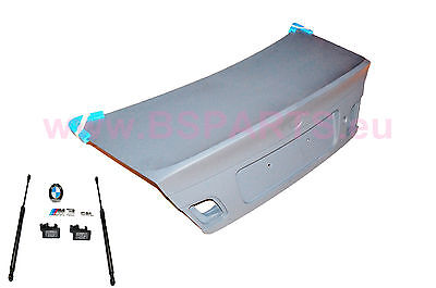New BMW e46 M3 CSL Trunk Lid set 8 parts for all e46 coupe models  41007895884