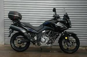 Suzuki V Strom 650 ABS with 6 month warranty, new tyres, top box Lobethal Adelaide Hills Preview
