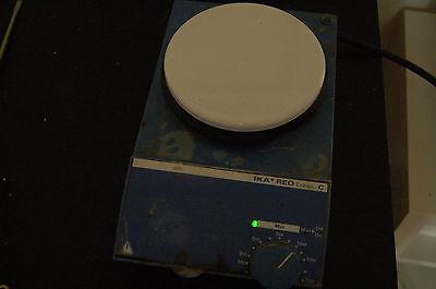 Ika Reo Basic C Stirrer Mixer Stirring Plate Werke Ceramic Tghv
