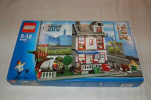 LEGO CITY 8403 Wohnhaus town house Haus NEU und ungeöffnet!