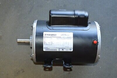 Marathon Motors 3 Hp Commercial Duty Air Compressor Motor
