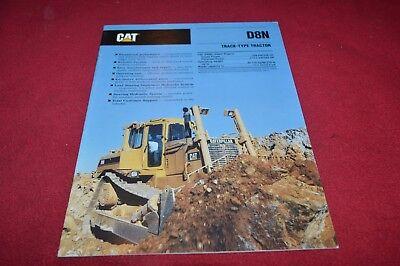 Caterpillar D8N Crawler Tractor Dozer Dealers Brochure GDSD7  for sale  Berlin