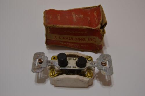 Vintage 3 Way Switch