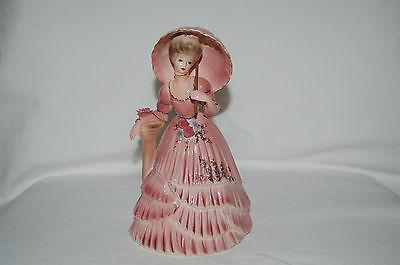 """Vintage Josef Originals 'Gibson Girls' Series 'Melanie' 6.5"""" Figurine!!!"""