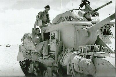 WW II - Usa  - Photo --   M3 Lee Grant Tank  - North Africa, used for sale  Canada