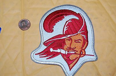 Tampa Bay Buccaneers 4 5 8  Patch Retro 1976 1996 Primary Logo Football