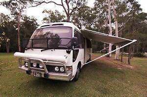 1995 Toyota Coaster Motorhome Excellent Condition Only 53,000kms! Nelson The Hills District Preview