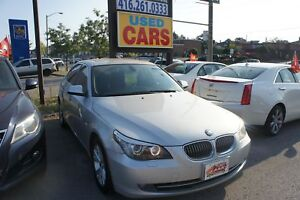 2010 BMW 535 i xDrive | NAVI | LEATHER | SUNROOF | BACKUP SENSO