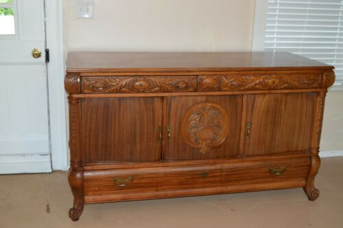 Sideboard Buffet  Art Nouveau 1890 France