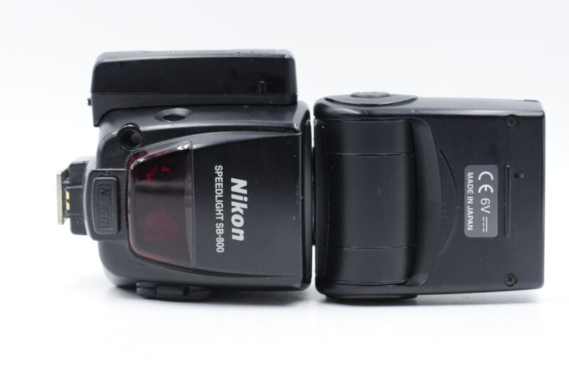Nikon SB-800 Speedlight Flash SB800 #452