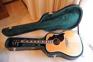Gibson  Hummingbird Custom Guitar 1973 Vintage Rosebud Mornington Peninsula Preview